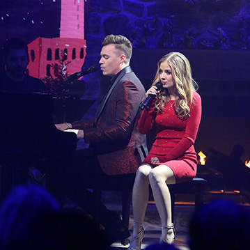 A Celtic Family Christmas - Special Guests - Jackie Evancho and Shawn Hook